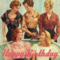 Celeste's, I Mean Kara's Birthday Mash w/Bradburn & STRTRPACK