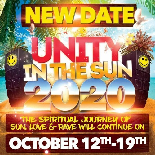 Unity In The Sun 2020 - Adam Mohican - Hardcore warm up mix