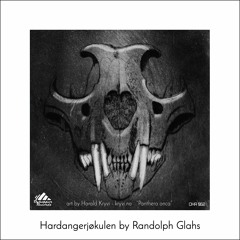 Hardangerjøkulen EP by Randolph Glahs