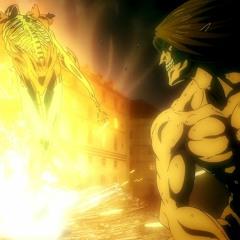 Eren And Mikasa VS The Warhammer Titan XLTT
