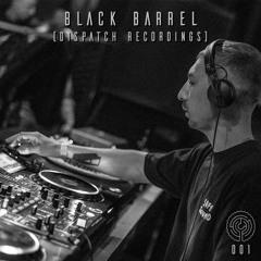 Enigma Radio 001 - Black Barrel (Dispatch Recordings)