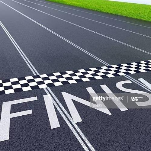 Finish The Race Part 2