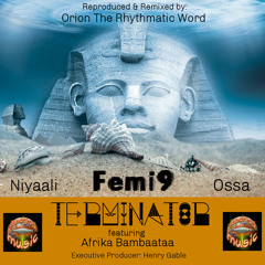 TERMINATOR (BoostBass )by Femi 9 featuring Afrrika Bambaataa