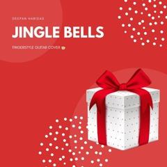 Jingle Bells | Fingerstyle Guitar Cover | By Deepan Haridas