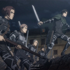 Attack on Titan Season 4 Episode 7 OST: Levi & Devils of Paradis vs Marley Battle Theme