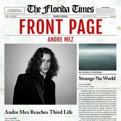 Andre Mez - Front Page
