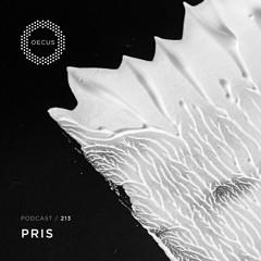 OECUS Podcast 213 // PRIS