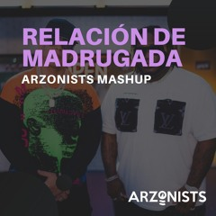 Sech ft. Rosalia & Daddy Yankee x Omega El Fuerte - Relación De Madrugada (Arzonists Mashup PACK)
