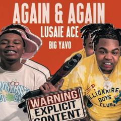 AGAIN & AGAIN (feat. Big Yavo)