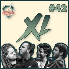 Aflevering #42 - The Guitar Express Podcast XL 1 met Clemens, Emiel en Bas