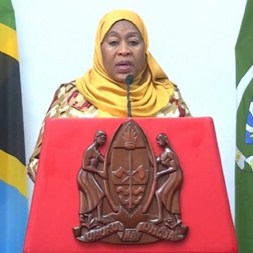 Samia Suluhu UNAIDS High Level