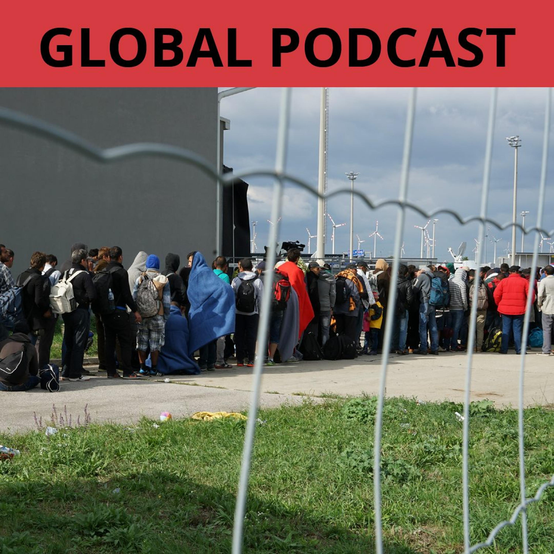 #248: Flyktningsituasjonen i Europa - hva skjer? (Global morgen)