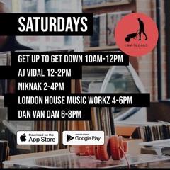 House & Garage - Crate Digs Radio (cratedigsradio.com) Dan Van Dan (6-8pm) Every Saturday (14.11.20)