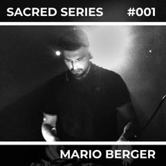Sacred Series 001: MARIO BERGER