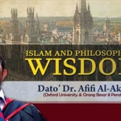 The 1st Wisdom Lecture Series (U-Wise)
