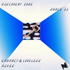 HC004: Discovery Zone - Dance II (Gramrcy & Loveless Mixes)