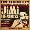 Hey Joe (Live At Berkeley - 2nd Show, 10PM)