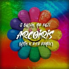 J Balvin & Mr Eazi - Arcoíris (HSTN & R4R Remix)