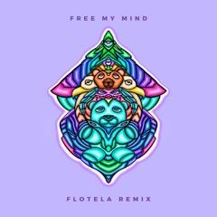 Masilo The Healer - Free My Mind (Flotela Remix)