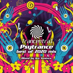 Best Psytrance of 2020 mix by Ace Ventura [Trancentral Mix #056]