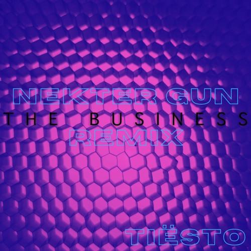 Tiesto, Ty Dolla $ign- The Business (Nekter Gun Remix)