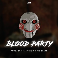 DRILL TYPE BEAT - BLOOD PARTY