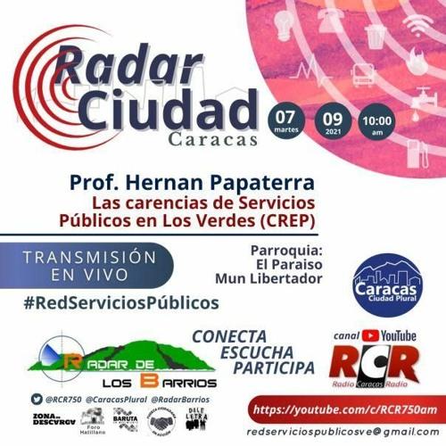 Programa Radar de los barrios del 07-09-2021. Corte 1
