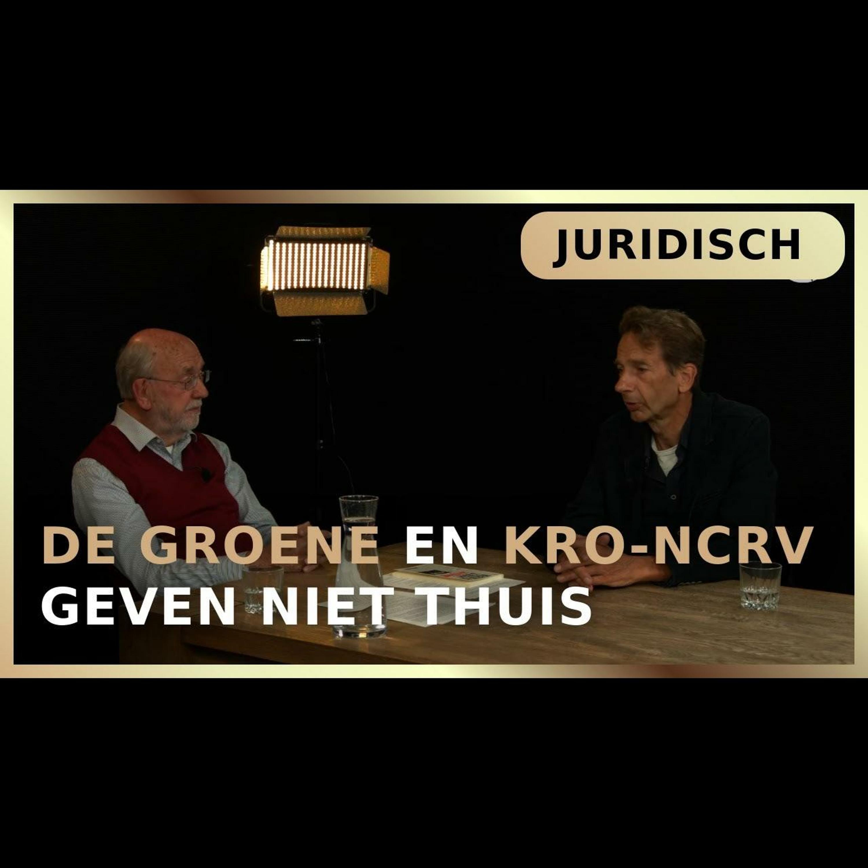 De Groene Amsterdammer en KRO-NCRV geven niet thuis - Karel Beckman en Cees Hamelink