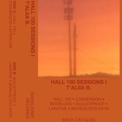 T'ALIIA B. - HALL 100 SESSIONS I
