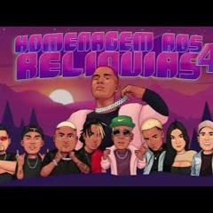 DJ Matt - D - Homenagem Aos Relíquias 4.0, Helamã MC, Leozinho ZSe JP, MC Negrone