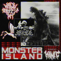 MONSTER ISLAND VOL. 1 - MIXED BY MANIC