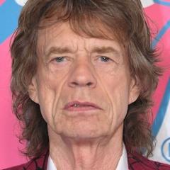 Mick Jagger's Halloween