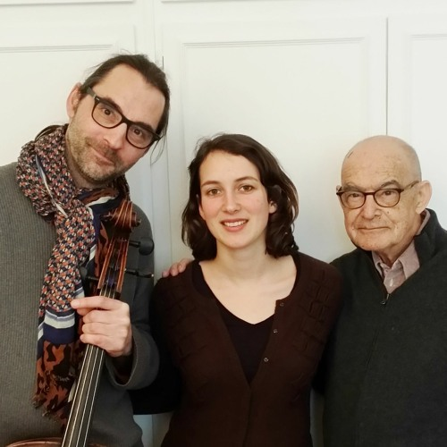 """Tombe de sommeil"" de Jean-Luc Nancy - Avec Hélène Lacoste, Jean-Christophe Marq & Jean-Luc Nancy"