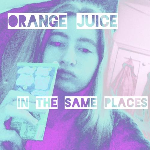 orange juice in the same places