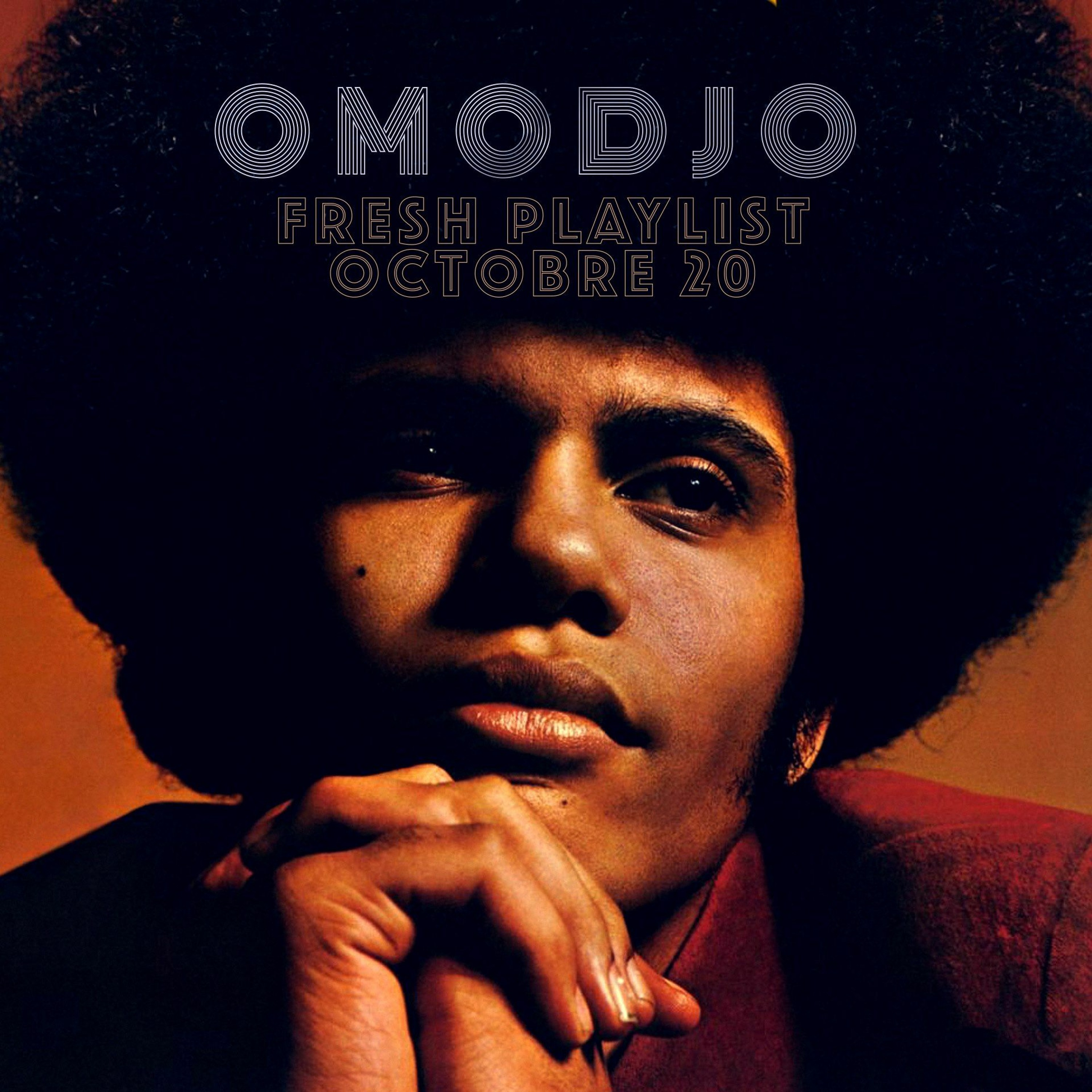 PLAYLIST - PLAY ! OMODJO octobre 2020 - continuous mix
