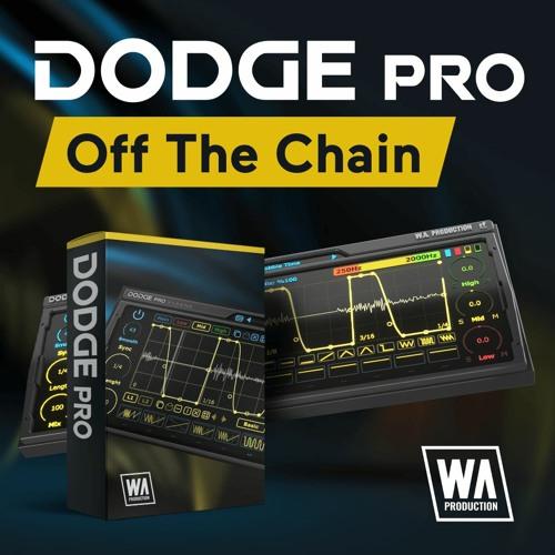 Dodge Pro Plugin - New Era Of Sidechain, Ducking, Rhytms, Gates & FX
