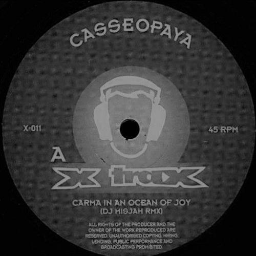 Casseopaya & Misjah - Carma In An Ocean Of Joy (Kazbiel Reincarnation Mix)