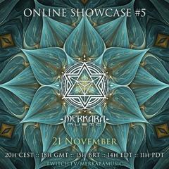 SPUNDOSE :: Merkaba Music Online Showcase #5 (21Nov20)