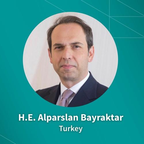 H.E. Alparslan Bayraktar on Turkey's energy security, regional energy dynamics, & attracting FDI