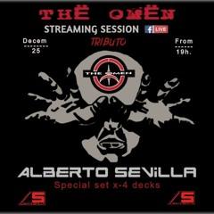SESSION  TRIBUTO  THË OMËN  X - 4 DEKCS  1ª ALBERTO SEVILLA