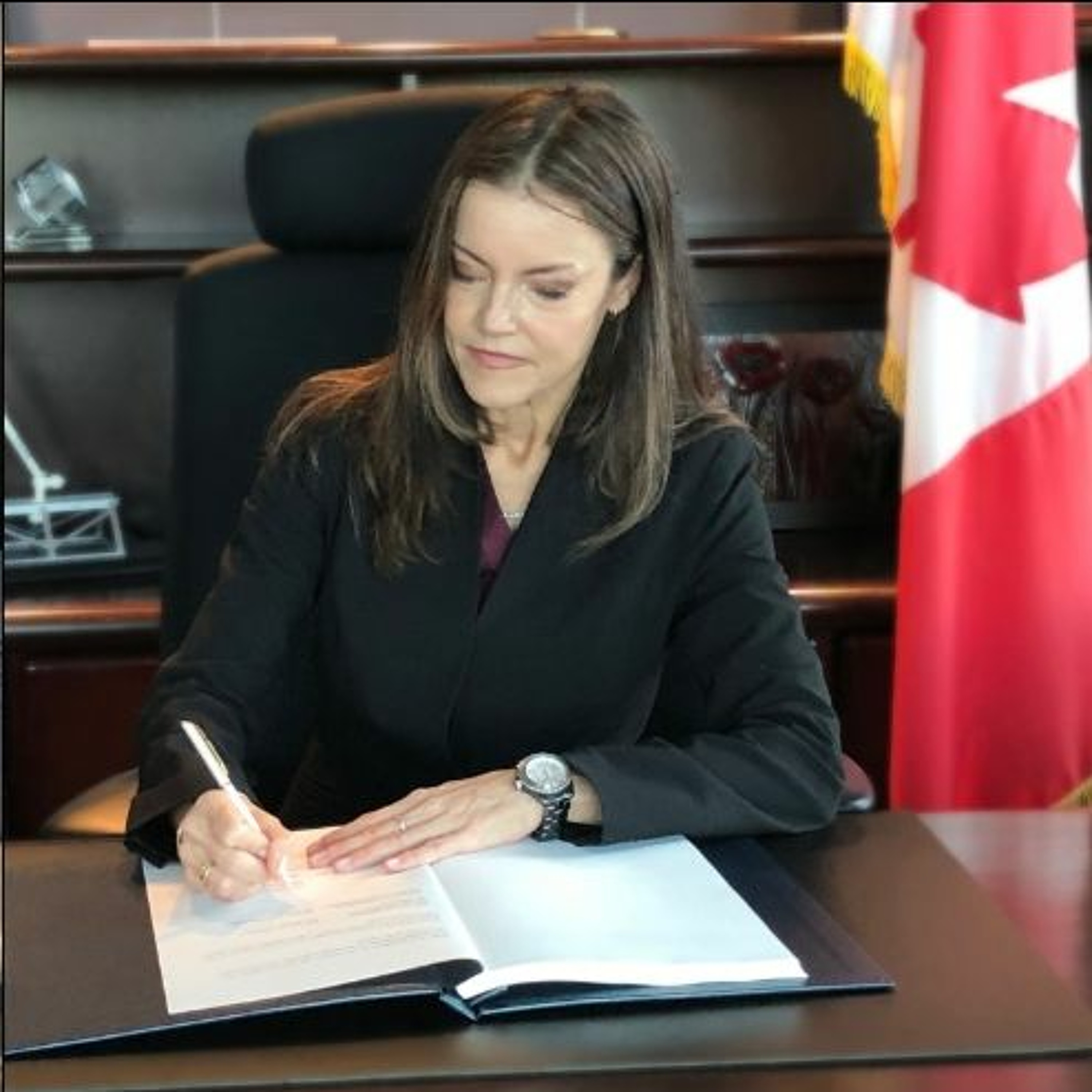 New Canadian Space Agency President Lisa Campbell