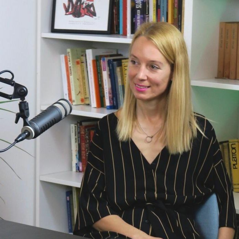 Podcast 024: Maja Pelević
