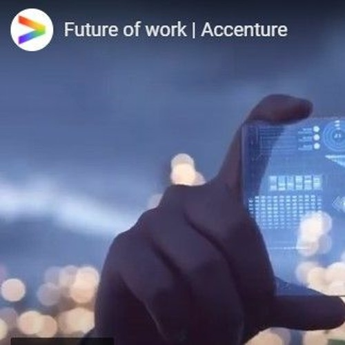 Accenture study on The Future of Work: Productive Anywhere