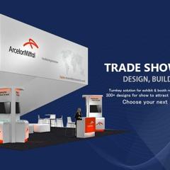Trade show booth rental Boston -Triumfo Inc