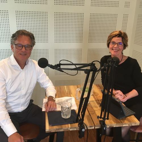 Podcast Leiderschap van Frank & Melita