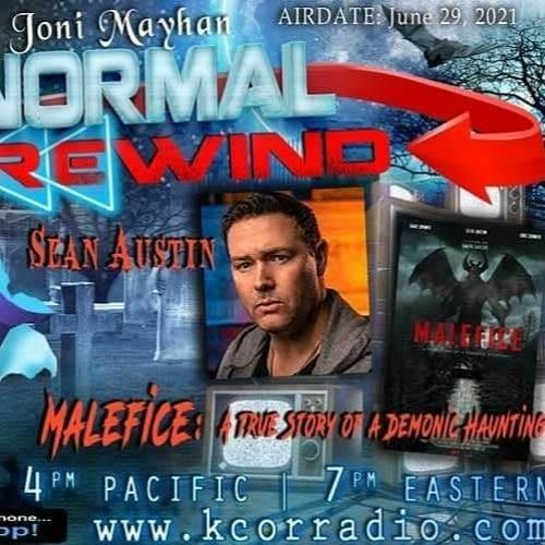 Paranormal Rewind with Sean Austin