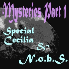 Mysteries Part 1 2020 Reissue   Special Cecilia & N.o.b.S.