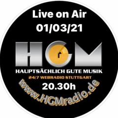 Andrew Clark for HGM Radio