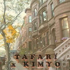 kimyo x tafari x AIROUT