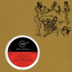 Webster Lewis Quintet Live at Kongsberg Jazz 1971 snippets